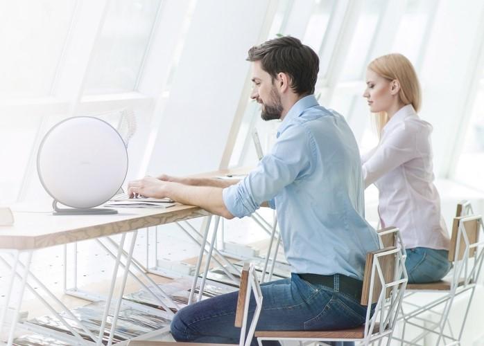 Atem osobní čistička vzduchu do open space kanceláře